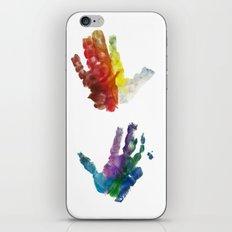 Rainbow iPhone & iPod Skin