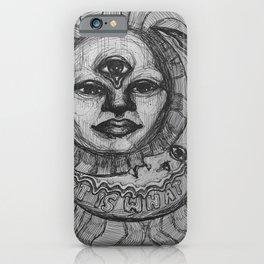 Logos & Eros iPhone Case