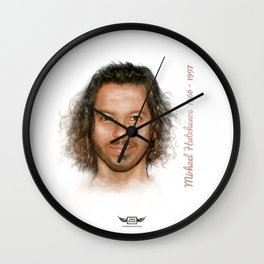 Michael Hutchence  Wall Clock