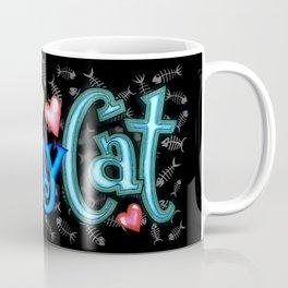 I Love My Cat, I Love My Cat! Coffee Mug