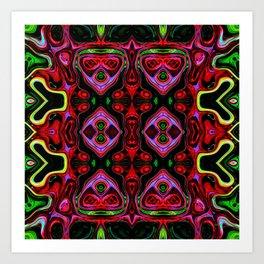 Liquid Kind Of Love Collection IV Art Print