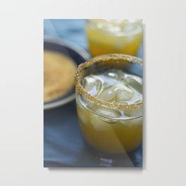 Apple Cider Margaritas Metal Print