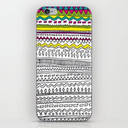 Pattern iPhone Skin