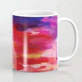 Watercolor Summer Coffee Mug