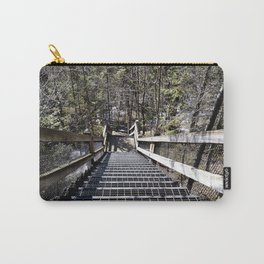 Tahquamenon Stairs Carry-All Pouch