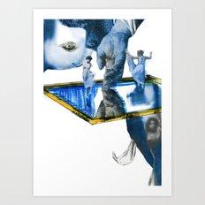 Dreams and Visions Art Print