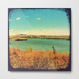 Dangars Lagoon - Through The Viewfinder (TTV) Metal Print