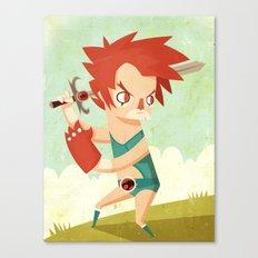 Lion-O Canvas Print