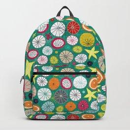 umbrellas jade Backpack