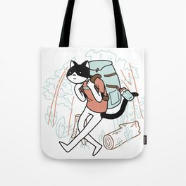 Dixon Hiking Tote Bag