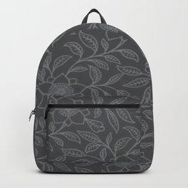 Sharkskin Lace Floral Backpack