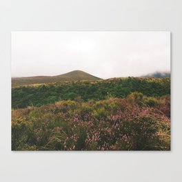 Tongariro Alpine Crossing Canvas Print