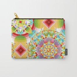 Bijoux Geometric Carry-All Pouch