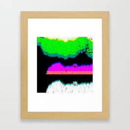 Undetermined Framed Art Print