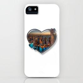 I Love Dubai iPhone Case