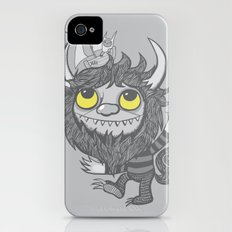 My Moishe (Grayscale) iPhone (4, 4s) Slim Case