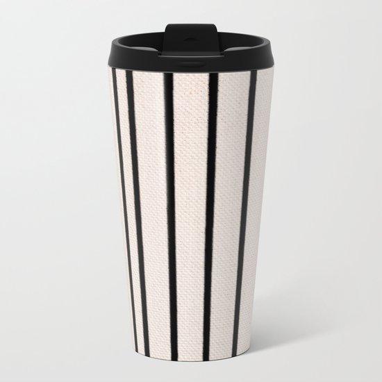 Simple Connections 5 Metal Travel Mug