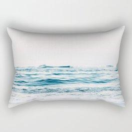 Kiss Me Like A Wave Rectangular Pillow