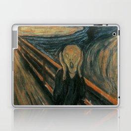 The Scream Laptop & iPad Skin
