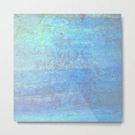 Aqua Serenity Metal Print