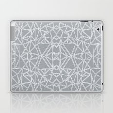 Ab Blocks Grey #3 Laptop & iPad Skin