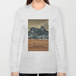 Tombstone Territorial Park Long Sleeve T-shirt