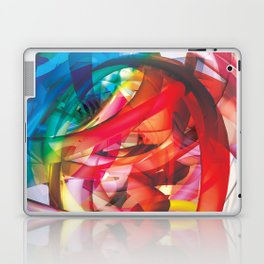 Clusters on mind #1 Laptop & iPad Skin
