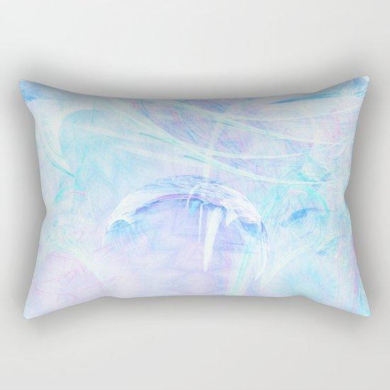 Delicate fairy world Rectangular Pillow