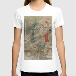 Paul Klee - Christmas Picture T-shirt