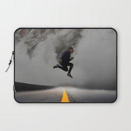 Magnetic Levitation - Power Mountain by GEN Z Laptop Sleeve