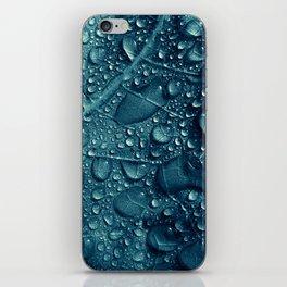 blue water XVI iPhone Skin
