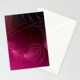 fractal design -308- Stationery Cards