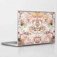 minerals Laptop & iPad Skins featuring Mystic Minerals 2 by Caroline Sansone