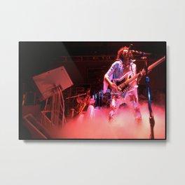 "William ""Bootsy"" Collins Live Metal Print"