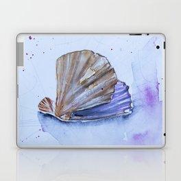 The great scallop - Pecten maximus Laptop & iPad Skin