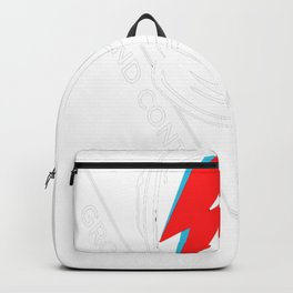 Tribute to David Bowie Backpack