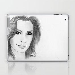 Anne Hathaway Laptop & iPad Skin