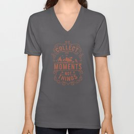 Collect Moments Unisex V-Neck