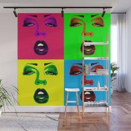 Marina Mac 4 Color Wall Mural
