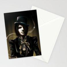 Coup de Poker Stationery Cards