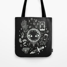 I See Your Future: Glow Tote Bag