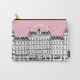 Budapest Hotel Carry-All Pouch