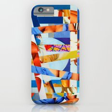 Marko (stripes 8) iPhone 6s Slim Case