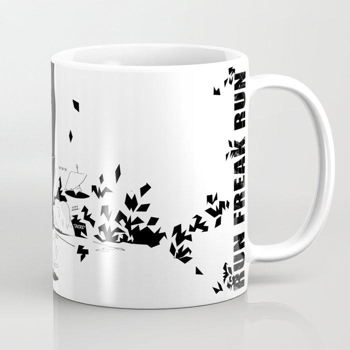 The brave mushroom men Coffee Mug