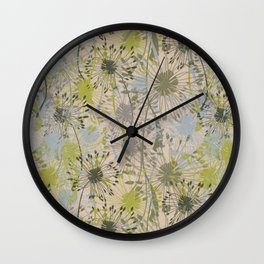 Spring in Bloom (Large Scale) Wall Clock