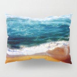 Beach at Sunset Pillow Sham
