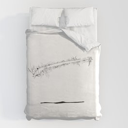 Where are the stagnant waters 4 Duvet Cover