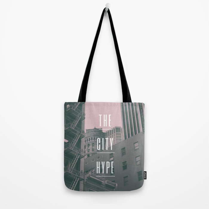 The City Hype 2 Tote Bag