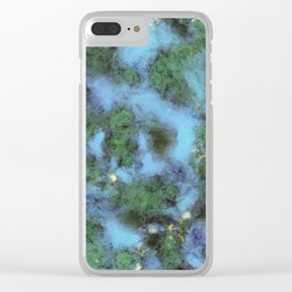 Big view Clear iPhone Case