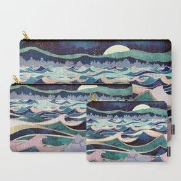Moonlit Ocean Carry-All Pouch
